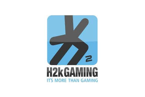 H2K GAMING LOGO